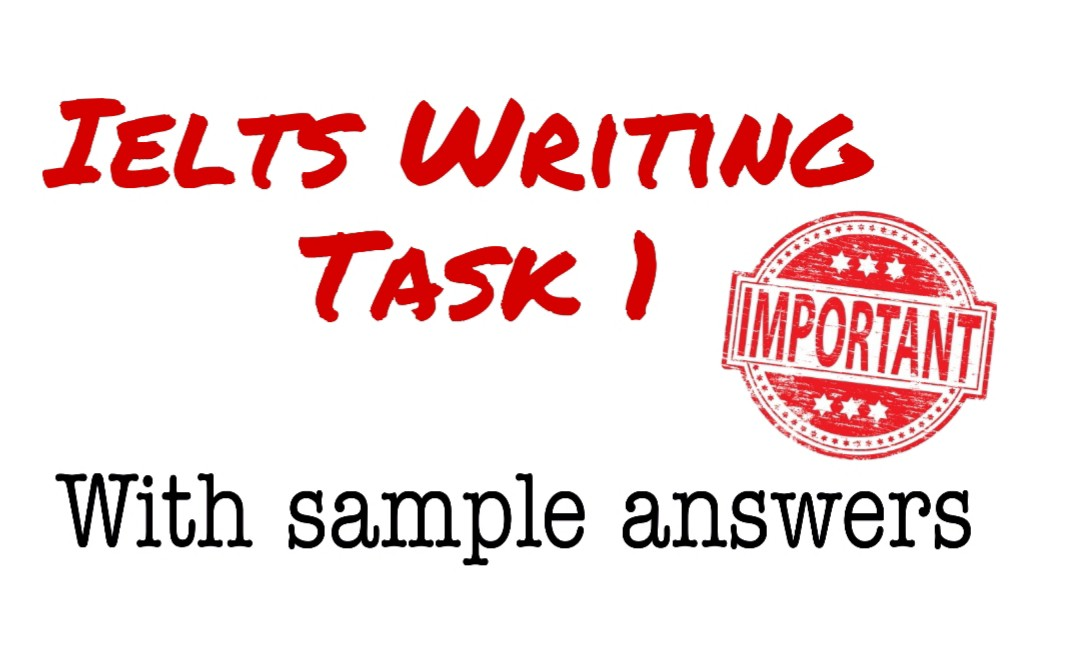 ielts writing task 1 academic topic 2021 with answer pdf