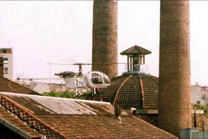 La fuga de prisión más romántica e increíble de la historia