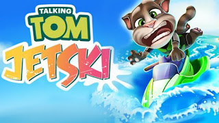 Download Game Android Talking Tom Jetski APK