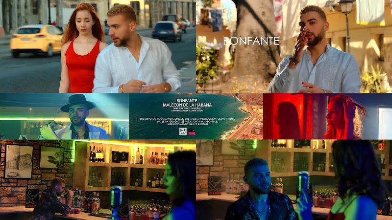 Bonfante - ¨Malecón de La Habana¨ - Videoclip - Director: Yandy González. Portal Del Vídeo Clip Cubano