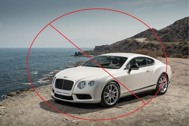 No Bentley