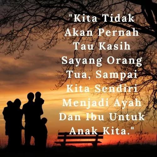 Quotes Orang Tua