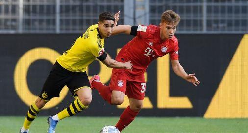 Borussia Dortmund Vs Bayern Munchen 0-1 Highlights