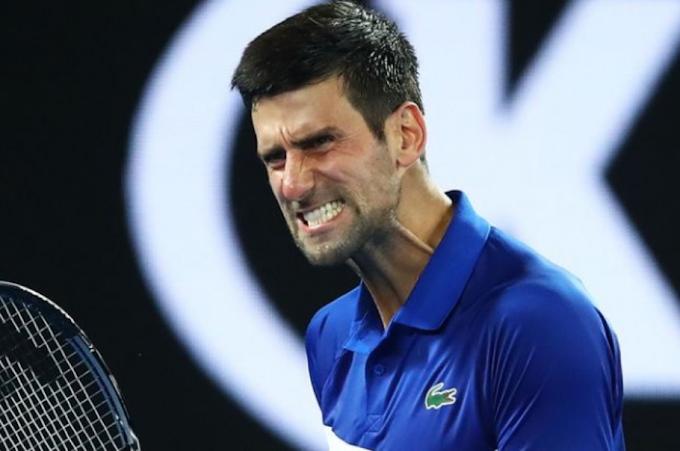 Il tennista Novak Djokovic è positivo al Covid-19