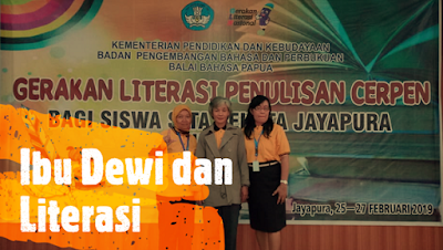 Bisa Karena Terbiasa: Cerita Inspirasi dari Ibu Dewi Linggsari, Penulis Novel Sali (Part 2 )