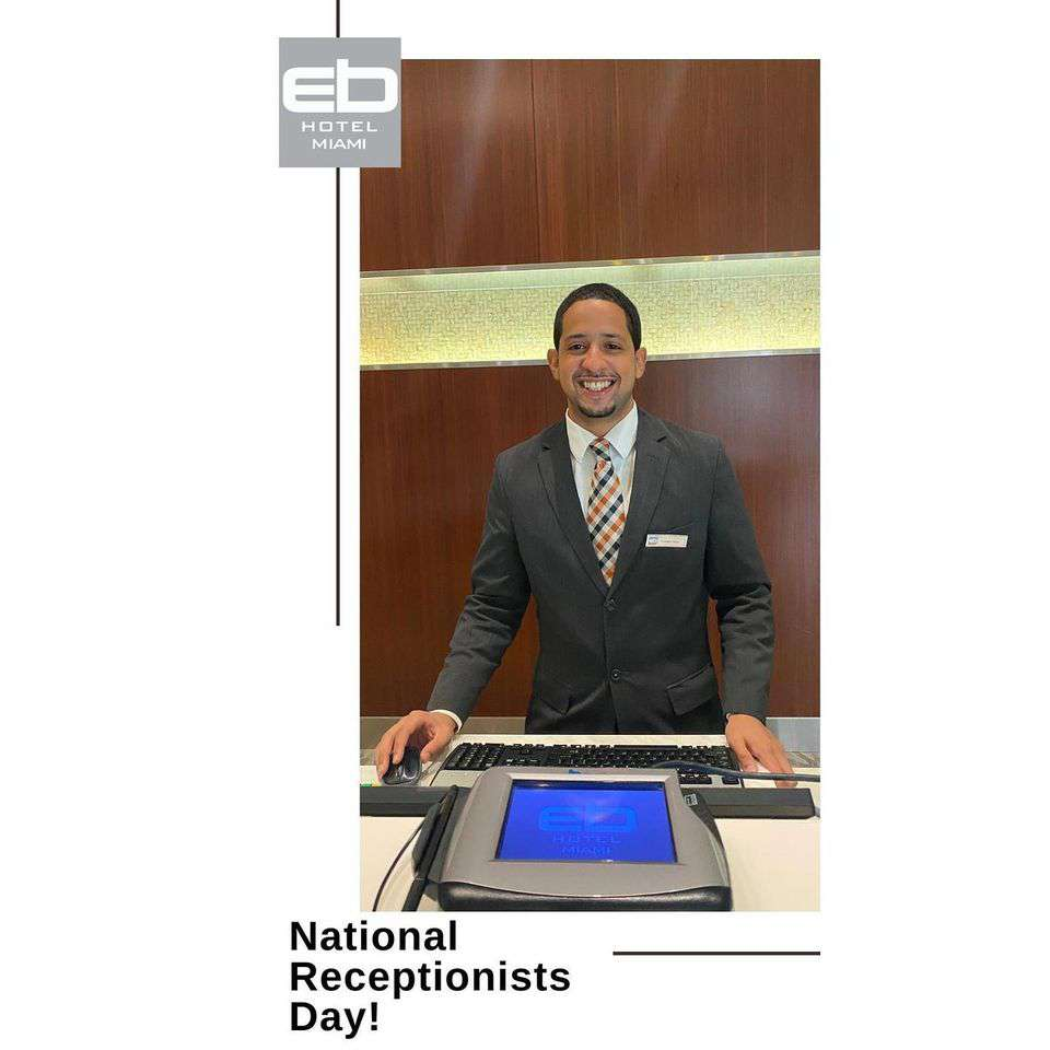 National Receptionists Day Wishes pics free download