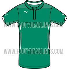 Huddersfield town 13-14 (2013-14) puma home kit released footy.