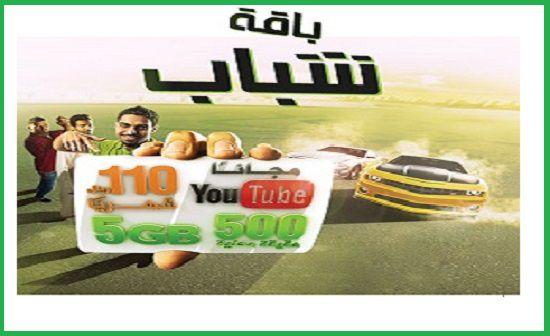 أكواد الإشتراك وأسعار باقه شباب زين السعوديه 2020