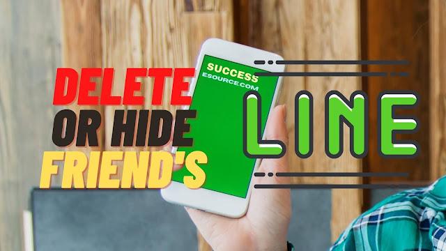 Delete-or-Hide-Friends-on-line-app