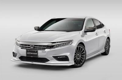 Modifikasi Honda Civic, CR-V dan N-Van ala Mugen Jepang