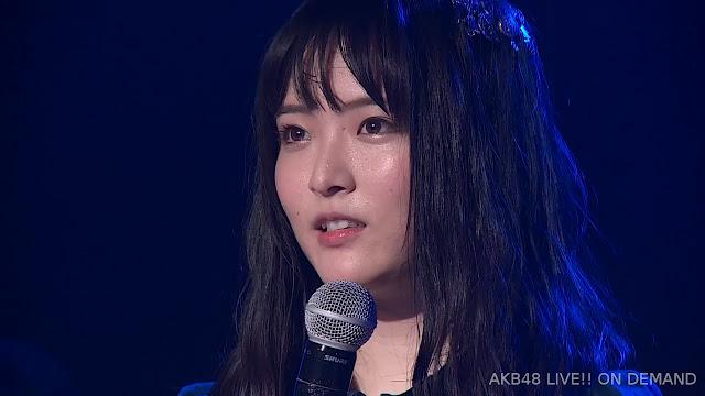 AKB48 'Te wo Tsunaginagara' 191010 M42R LIVE 1830 (Omori Miyu Birthday)