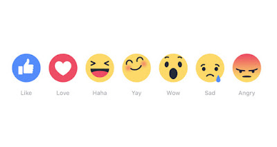 How To Get Facebook Like Button With Reactions Emoji - 100% Working Trick ~ Crackroach
