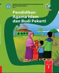 Buku PAI Siswa Kelas 1 K13 2017