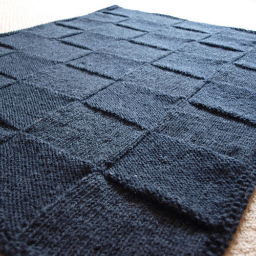 The Stylish Square - Free Pattern