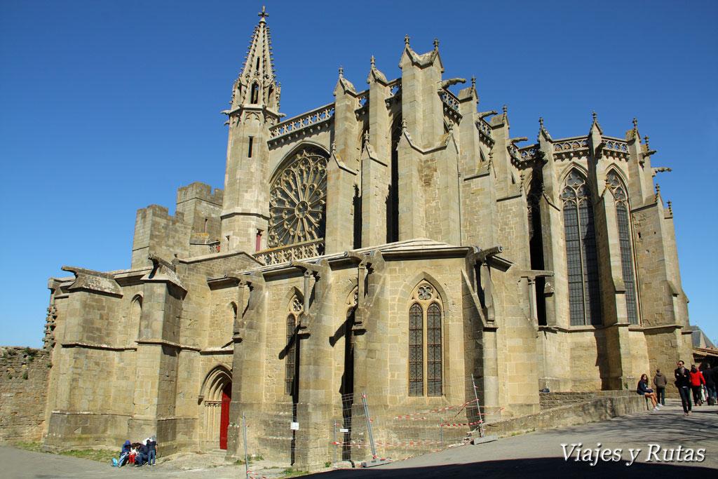 Basílica de Saint Nazaire de Carcassonne