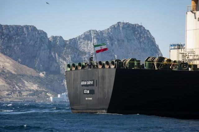 Θρίλερ για γερά νεύρα με το Ιρανικό τάνκερ