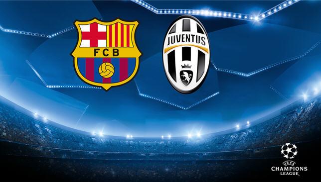 بث مباشر مباراة برشلونة ويوفنتوس