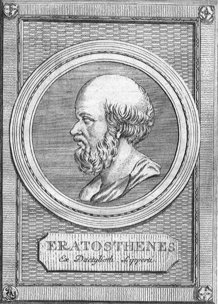 Eratóstenes: Calculó la circunferencia terrestre