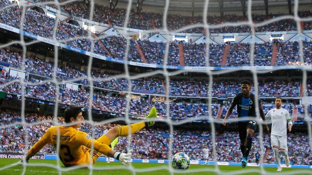 Prediksi Club Brugge VS Real Madrid 12 Desember 2019