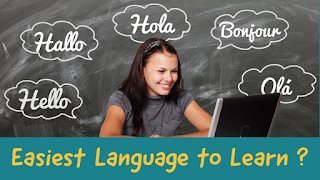 Easiest Language to Learn