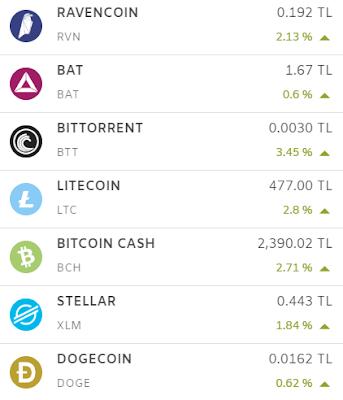 Bitcoin Dışında Yatırım Yapılabilecek Kripto Paralar