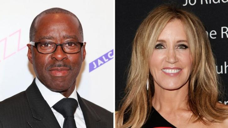 Libby & Malcolm - Courtney B. Vance Cast as Male Lead in ABC's Political Family Comedy