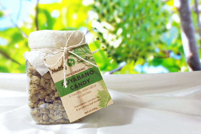 Healthy Sweets Guyabano Candy, Made in Davao