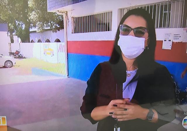 Superlotação no Hospital Regional de Escada por casos de Covid-19, causou restrição de plantão afirma secretária de saúde
