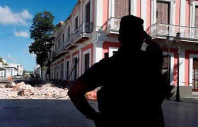 Continúa la actividad sísmica en Puerto Rico