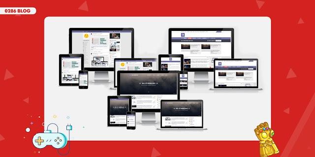 Chia sẻ bộ 3 Template cho Blogspot cực đẹp - Best Template for Blogspot