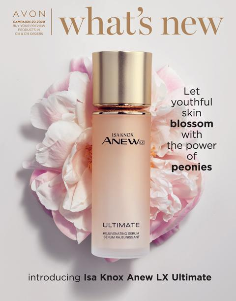 Click On Image To Learn About Avon What's New Campaign 20 2020
