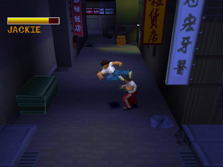 Jackie Chan Stunt Master Games