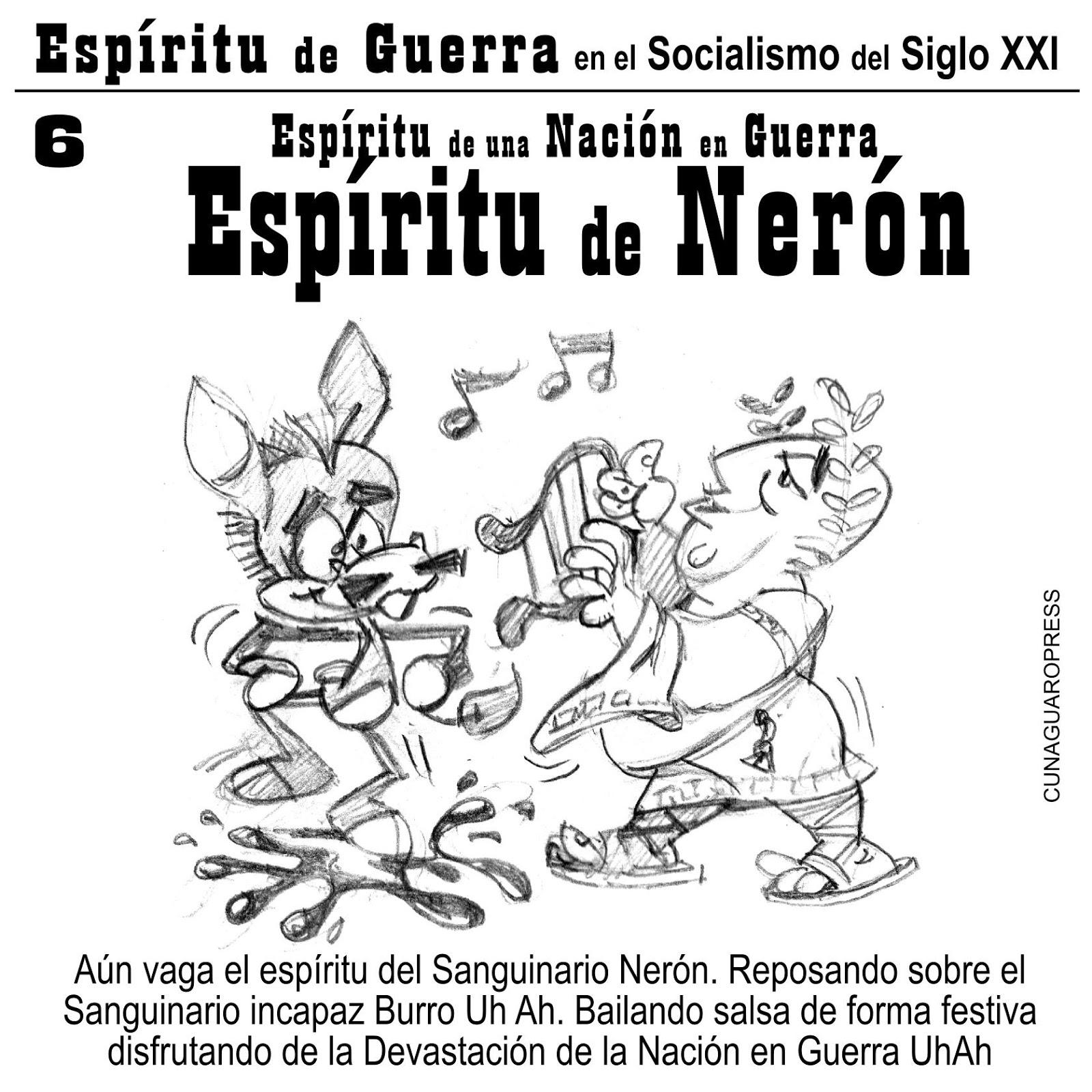 Cunaguaropress: Espíritu de una Nación en Guerra