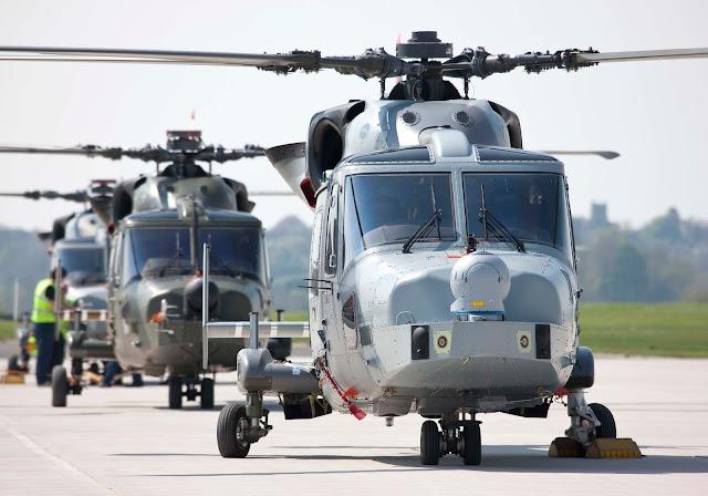 AgustaWestland AW-159 Military