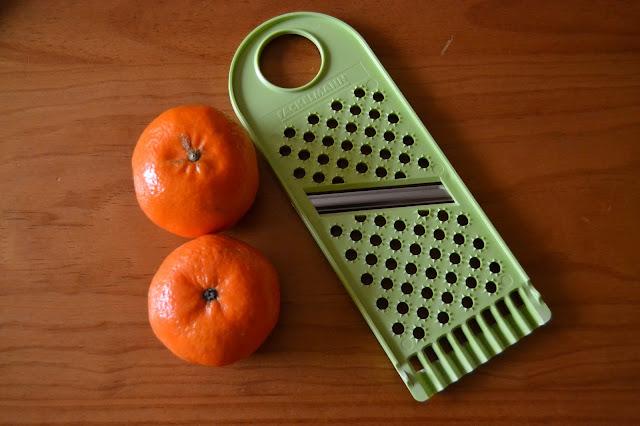 rallador i mandarines de proximitat