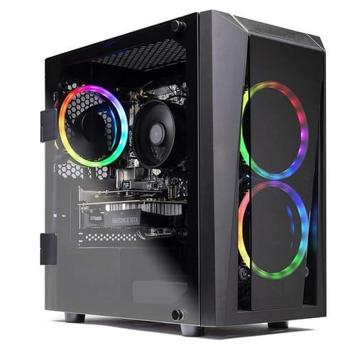 SkyTech Blaze II ST-Blaze-II-2600-1650-8G3-500G Desktop