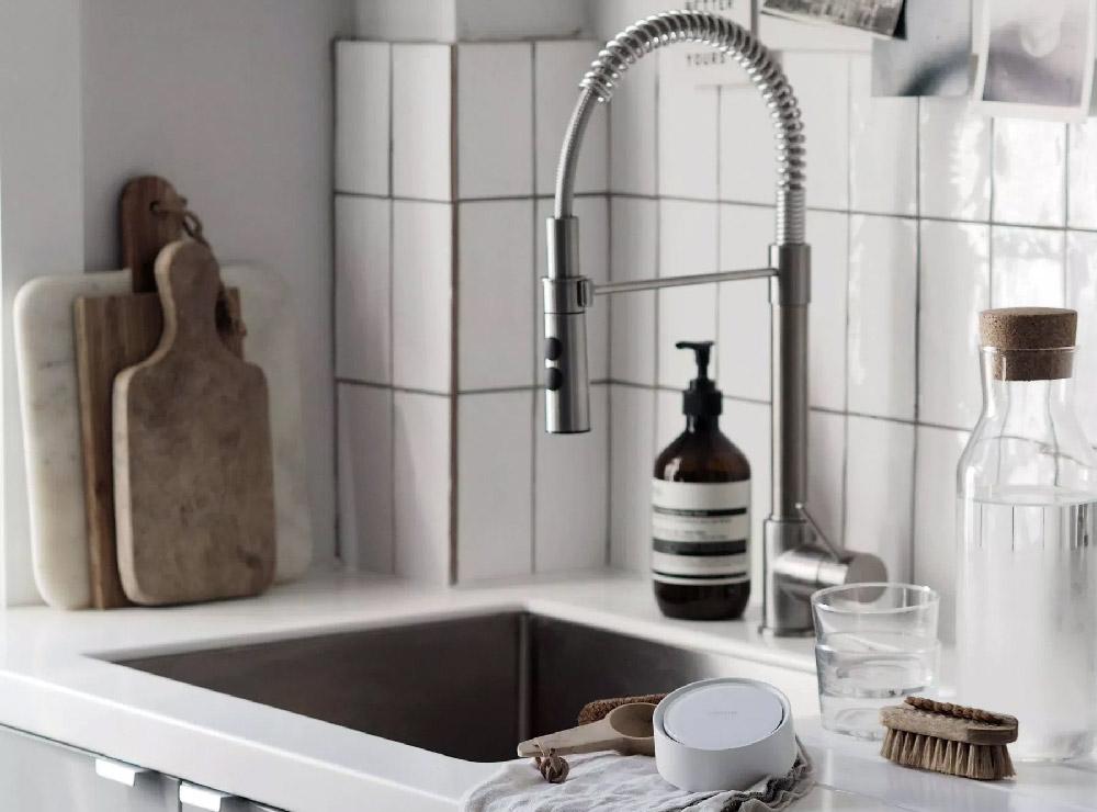 dispositivo per le perdite d'acqua Sense di GROHE