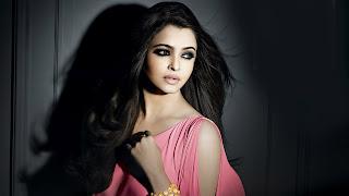 Aishwarya Bachchan Hot Pink Dress
