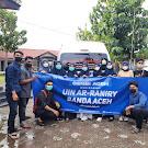 Gandeng BFLF, Genbi UIN Ar-Raniry Bagikan 50 Paket Sembako Untuk Warga Terdampak Covid