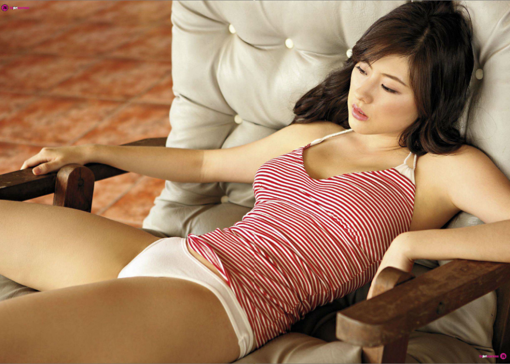 jinri park hot bra and panty photos 01