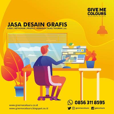 Jasa Desain Buku Tahunan Surabaya