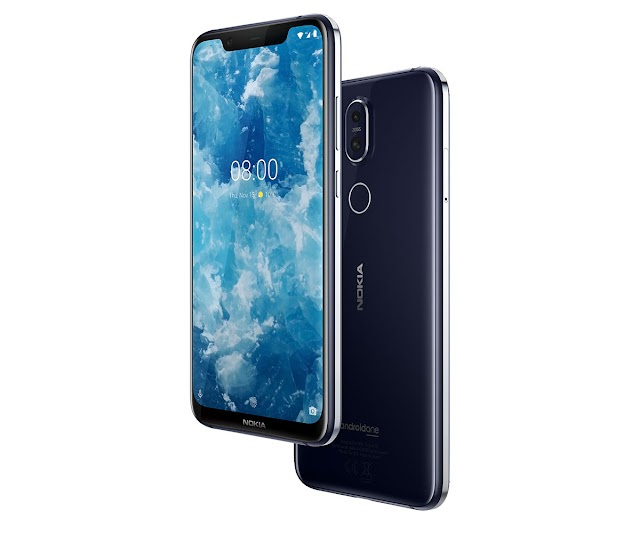 Nokia 8.1: This is what Nokia considers a flagship phone