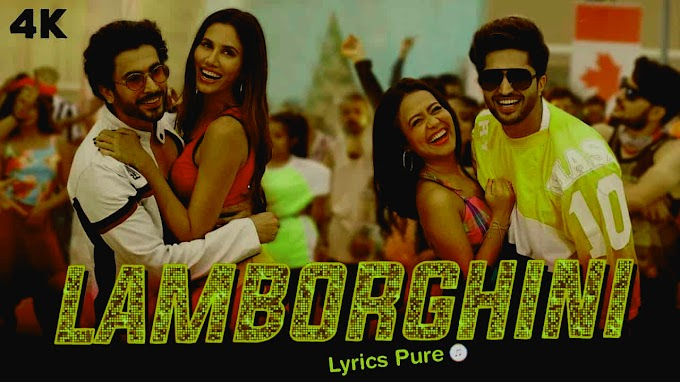 LAMBORGHINI LYRICS – Jai Mummy Di