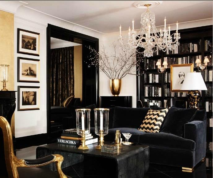 Gold Home Decor Accessories