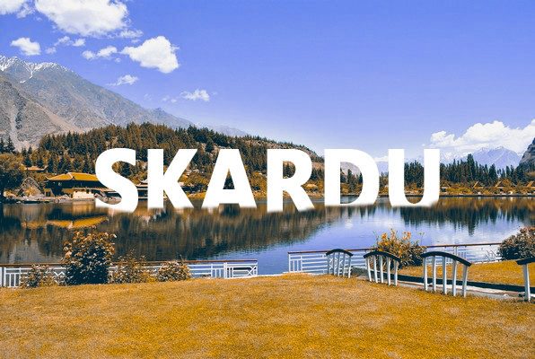Skardu A valley that attracts visitors