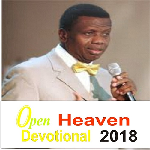Open Heaven 5 January 2018 (Friday) -SPIRITUAL SEPARATION