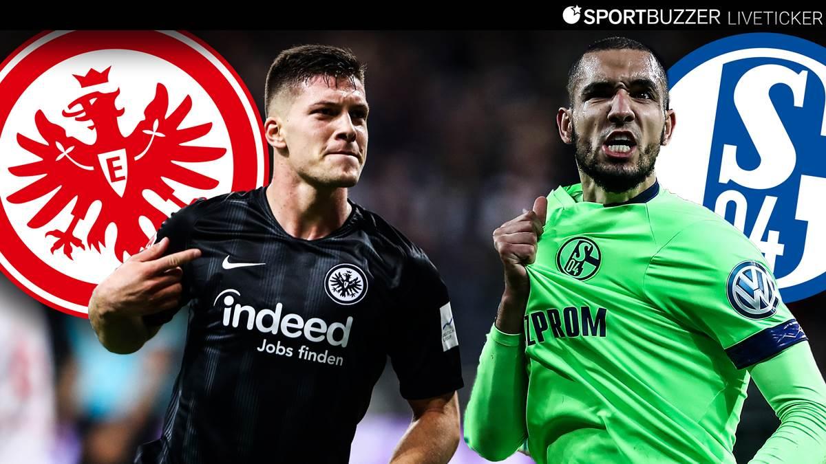 Eintracht Frankfurt – FC Schalke 04
