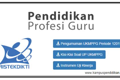 Info Pendaftaran UKMPPG Periode 42019