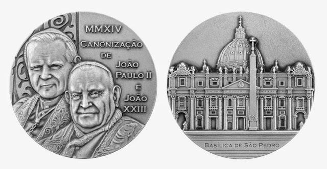 Resultado de imagem para SELO DO PAPA JOÃO XXIII