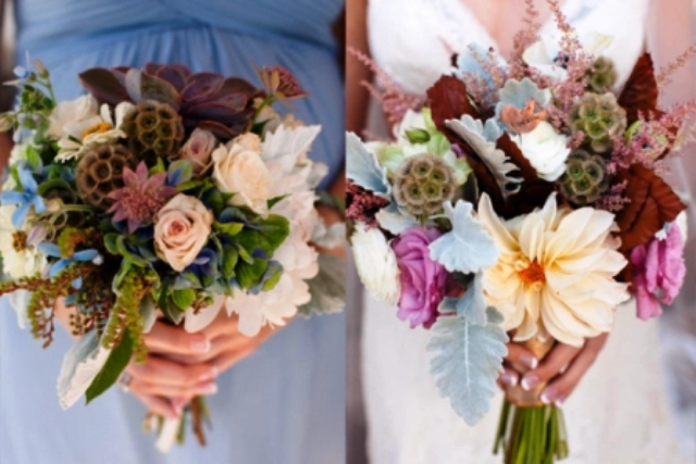 Pictures Of Flowers Used In Weddings